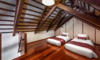 Villa Akatsuki Twin Bedroom   Lipa Noi, Koh Samui