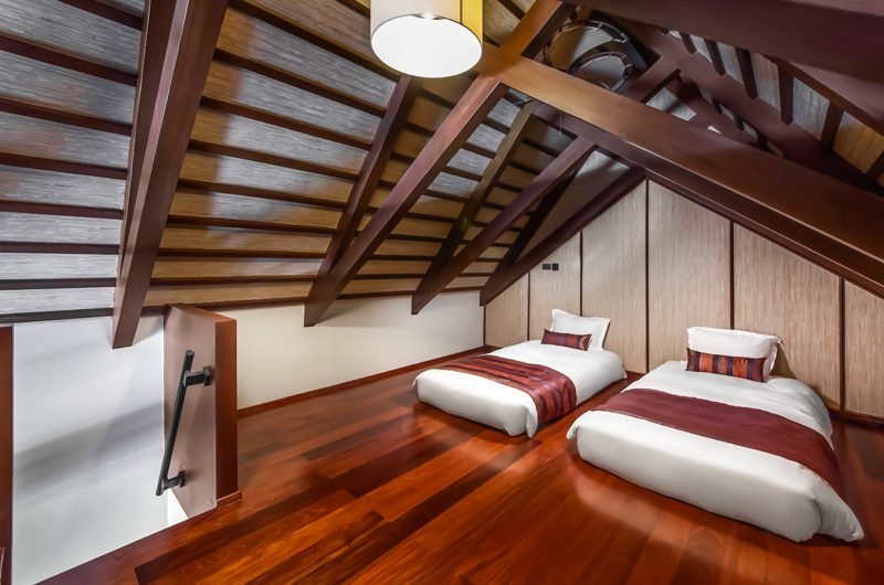 Villa Akatsuki Twin Bedroom | Lipa Noi, Koh Samui