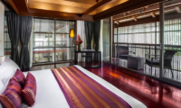Villa Akatsuki Bedroom   Lipa Noi, Koh Samui