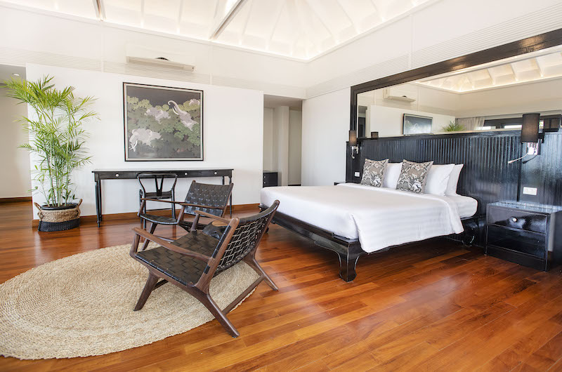 Villa Champak Bedroom Side | Maenam, Koh Samui
