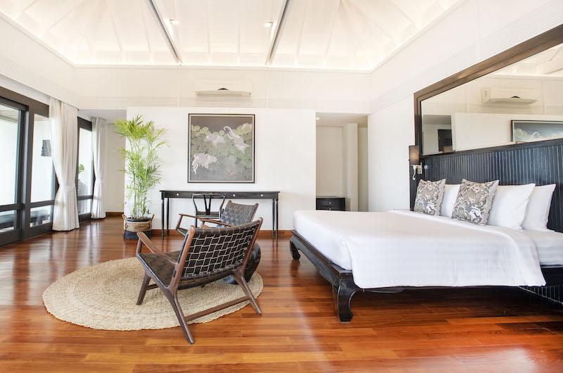 Villa Champak Bedroom Area | Maenam, Koh Samui