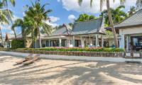 Villa Champak Sun Beds Area | Maenam, Koh Samui
