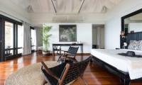 Villa Champak Indoor Seating | Maenam, Koh Samui