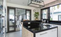 Villa Champak Dining And Kitchen Area | Maenam, Koh Samui