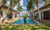 Villa Champak Pool Area | Maenam, Koh Samui