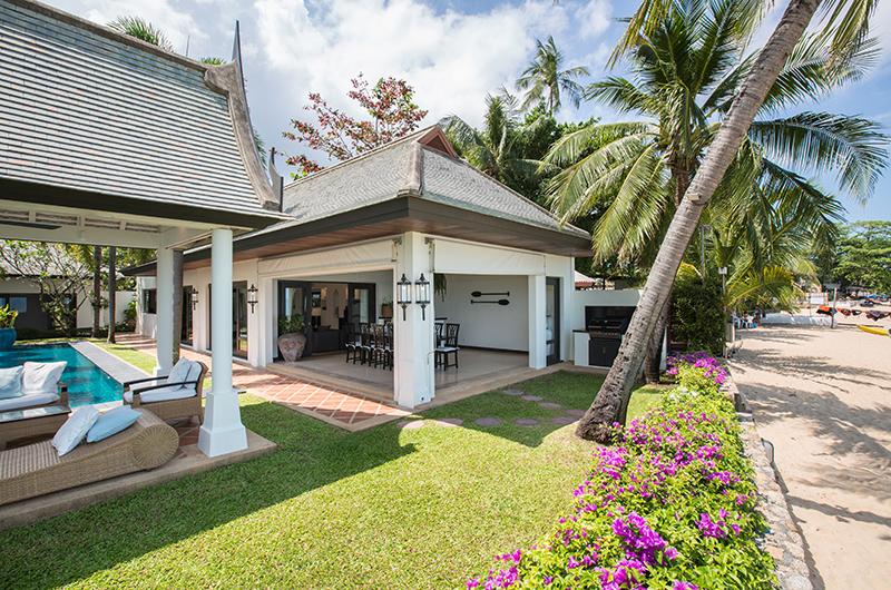 Villa Champak Building Pavilion | Maenam, Koh Samui