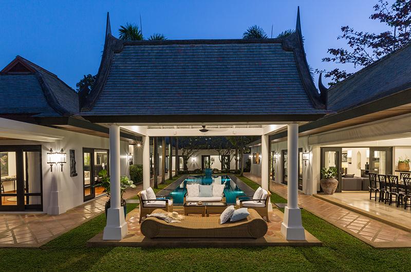 Villa Champak Bale | Maenam, Koh Samui