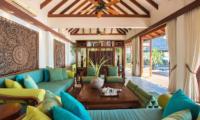 Waimarie Living Area | Lipa Noi, Koh Samui
