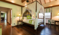 Waimarie Bedroom with Wooden Floor | Lipa Noi, Koh Samui