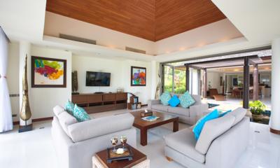 Baan Leelawadee Living Room | Bophut, Koh Samui