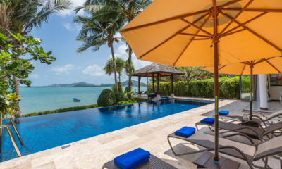 Baan Leelawadee Pool with Ocean Views | Bophut, Koh Samui