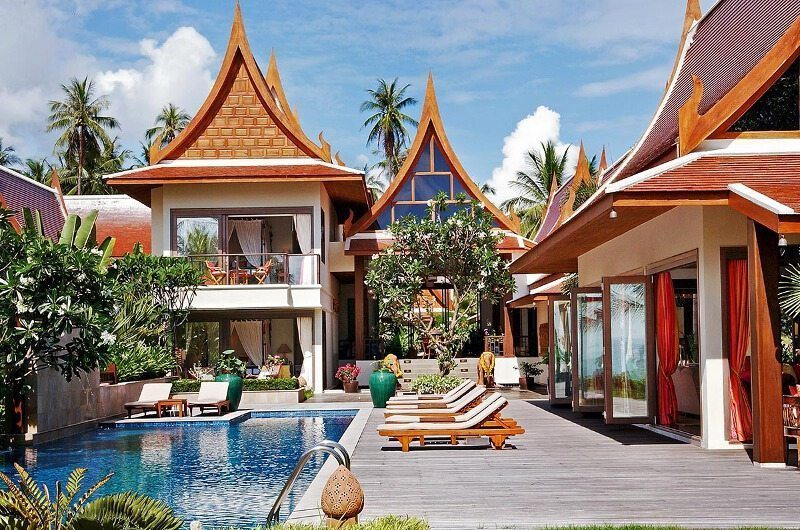 Baan Rattana Thep Pool Side | Lipa Noi, Koh Samui