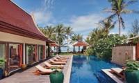 Baan Rattana Thep Gardens and Pool | Lipa Noi, Koh Samui