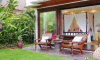 Baan Rattana Thep Bedroom and Balcony | Lipa Noi, Koh Samui