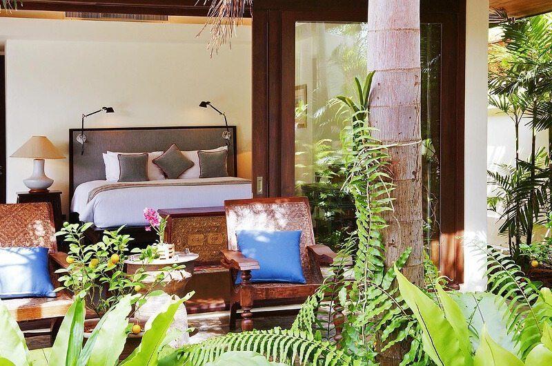 Baan Rattana Thep Bedroom View | Lipa Noi, Koh Samui