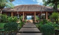 Baan Wanora Entrance | Laem Sor, Koh Samui