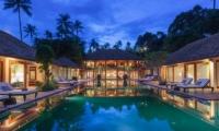Baan Wanora Night View | Laem Sor, Koh Samui