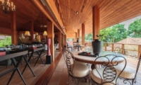 Baan Wanora Dining Area | Laem Sor, Koh Samui