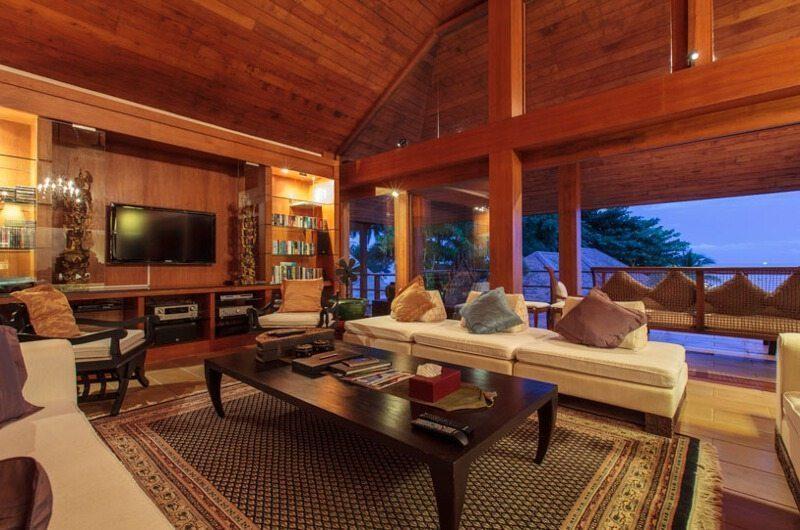 Baan Wanora TV Room | Laem Sor, Koh Samui