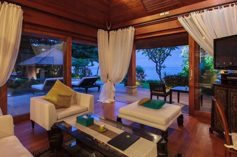Baan Wanora Living Area | Laem Sor, Koh Samui