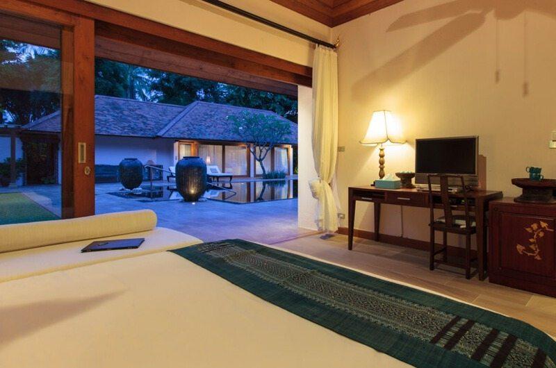 Baan Wanora Bedroom with TV | Laem Sor, Koh Samui