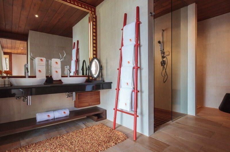 Baan Wanora Bathroom | Laem Sor, Koh Samui
