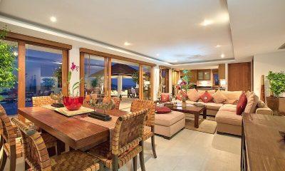 Ban Lealay Living and Dining Area | Bophut, Koh Samui
