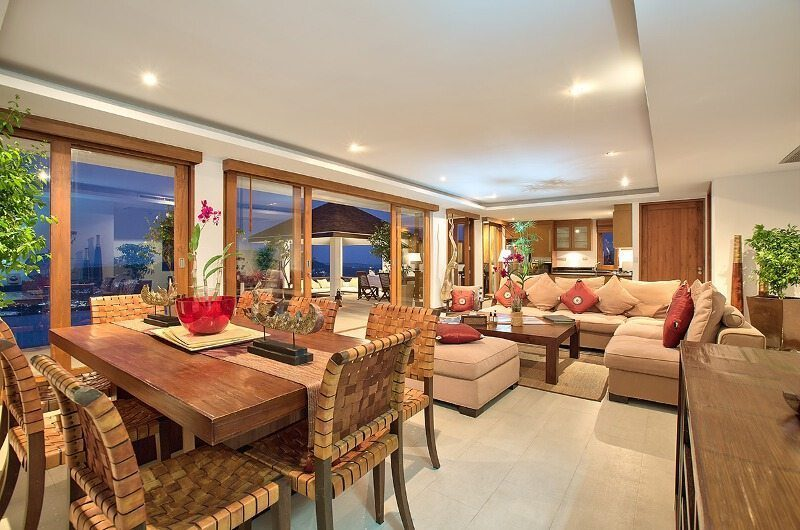 Ban Lealay Living and Dining Area | Bophut, Koh Samui