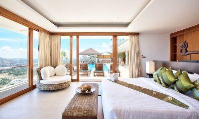 Ban Lealay Bedroom with Pool View | Bophut, Koh Samui