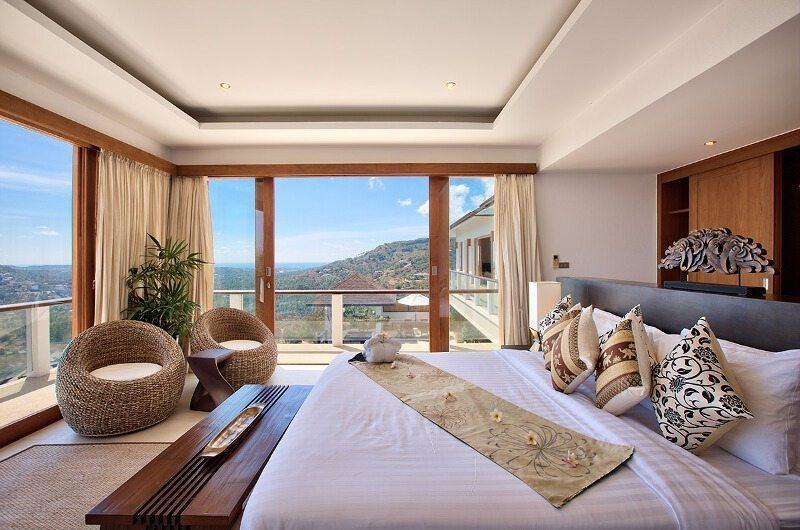 Ban Lealay Bedroom View | Bophut, Koh Samui