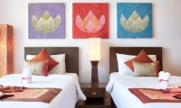 Ban Lealay Twin Bedroom | Bophut, Koh Samui