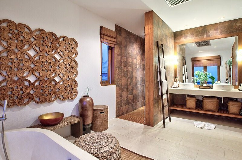 Ban Lealay Bathroom | Bophut, Koh Samui