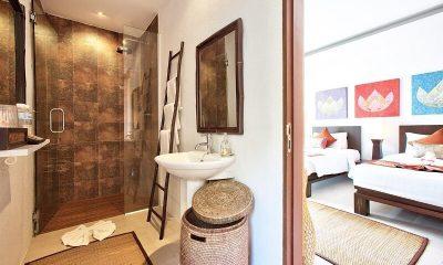 Ban Lealay Bedroom and En-suite Bathroom | Bophut, Koh Samui