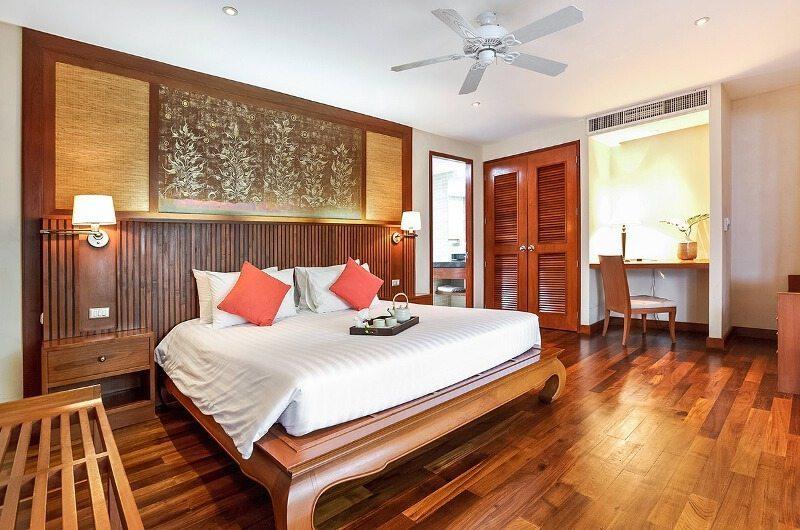 Bougainvillea Villa Bedroom | Maenam, Koh Samui