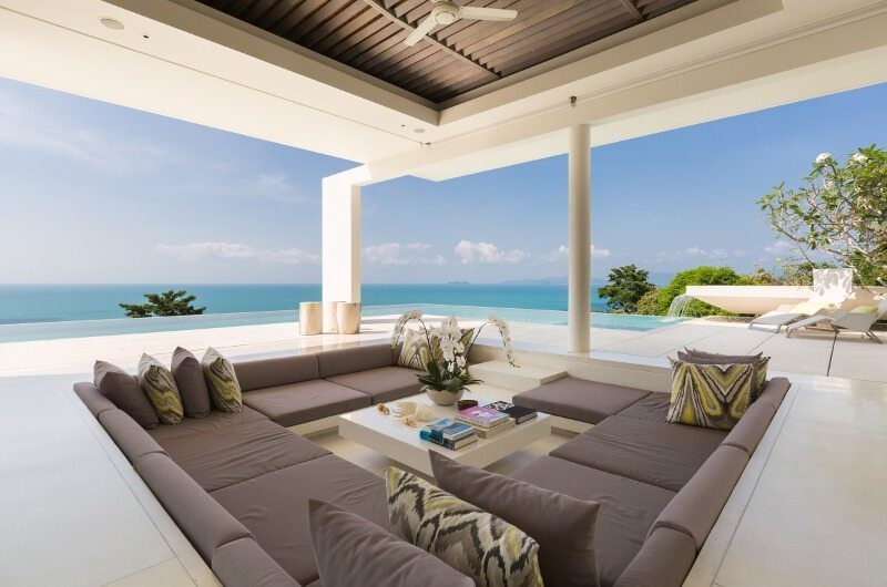 Celadon Open Plan Living Area | Koh Samui, Thailand