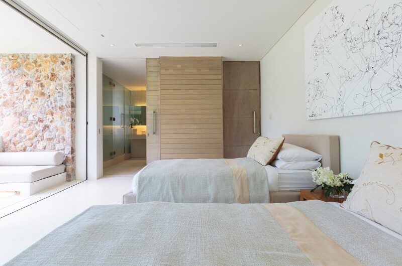Celadon Twin Bedroom | Koh Samui, Thailand