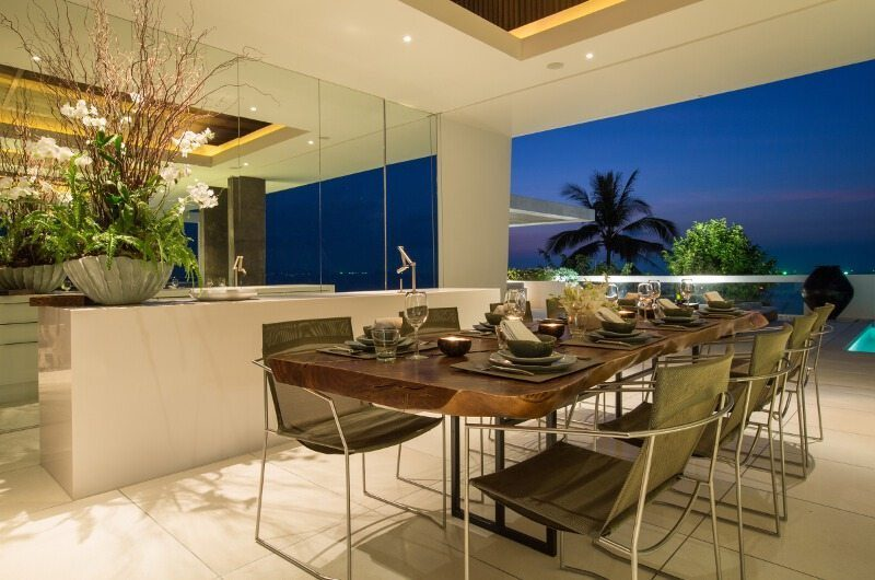 Celadon Dining Room | Koh Samui, Thailand