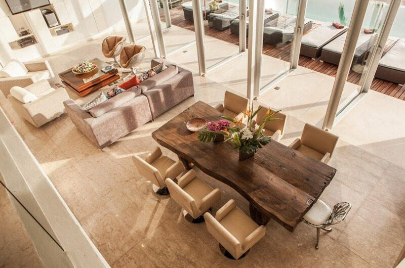 Villa Beige Dining Table | Taling Ngam, Koh Samui