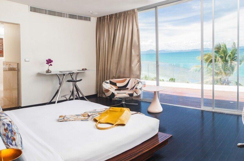 Villa Beige Bedroom Side | Taling Ngam, Koh Samui