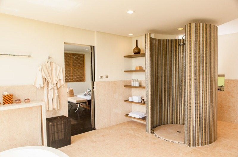 Villa Beige Bathroom | Taling Ngam, Koh Samui