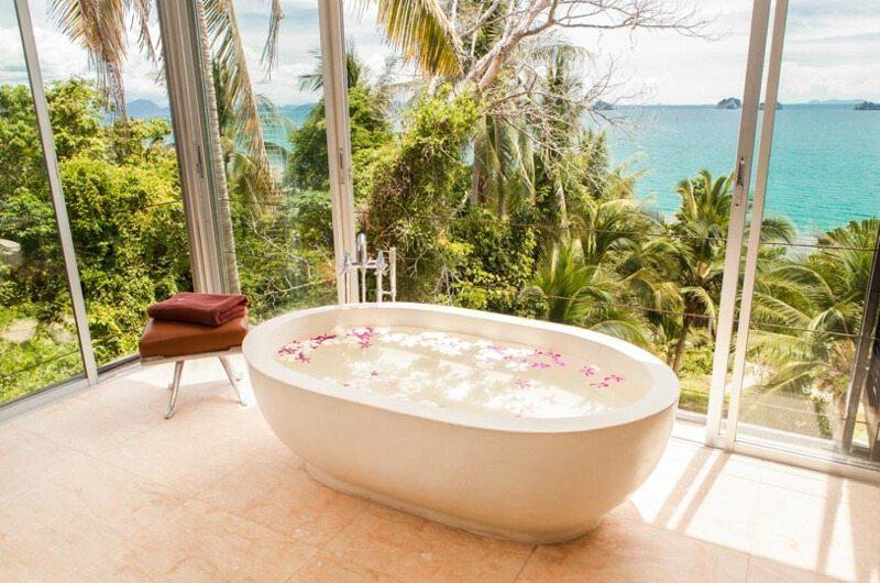 Villa Beige Bathtub | Taling Ngam, Koh Samui