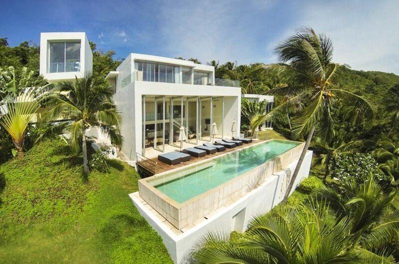 Villa Beige Building | Taling Ngam, Koh Samui