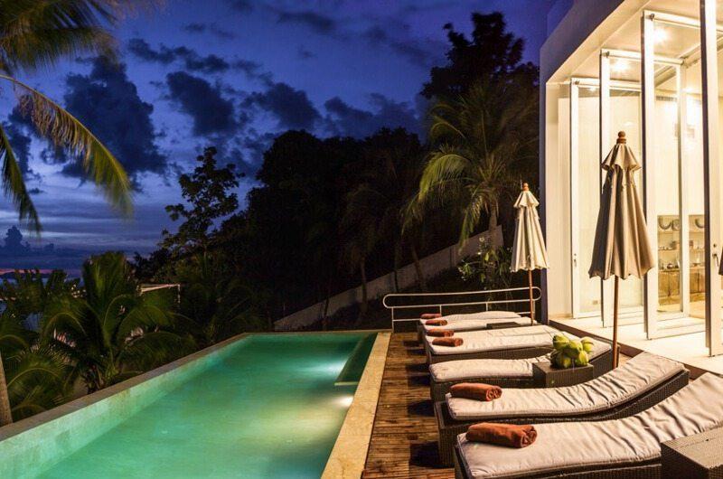 Villa Beige Night View | Taling Ngam, Koh Samui