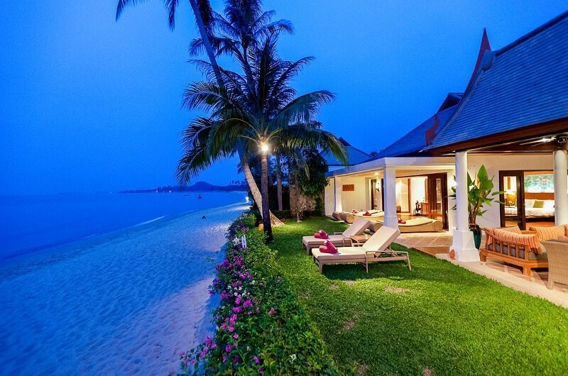 The Gorgeous Villa Champak in Koh Samui