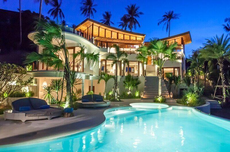 Villa Kya Sun Deck | Koh Samui, Thailand