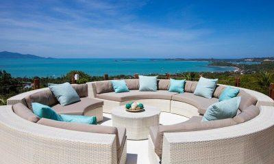 Villa Kya Outdoor Lounge | Koh Samui, Thailand