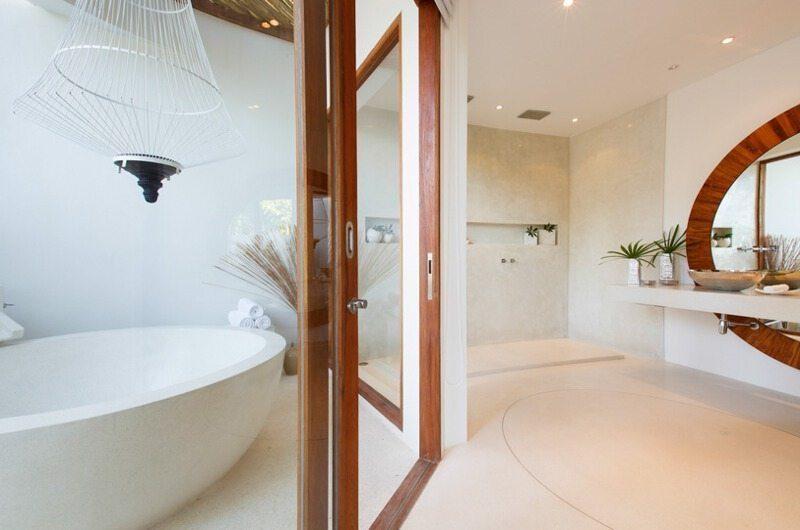 Villa Kya Master Bathroom | Koh Samui, Thailand