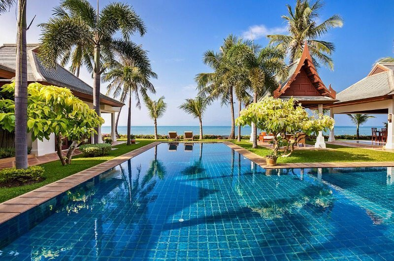 Villa Waterlily Swimming Pool Koh Samui, Thailand