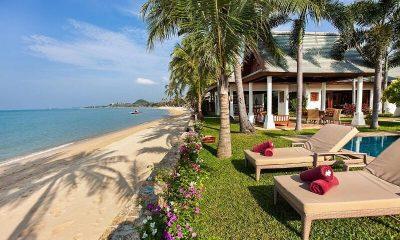 Villa Waterlily Beach Front | Koh Samui, Thailand