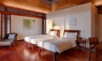 Ananda at Jivana Twin Bedroom Area | Natai, Phang Nga